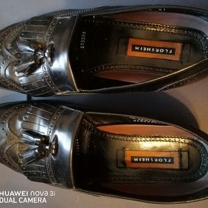 Men's Florsheim Lexington black loafer